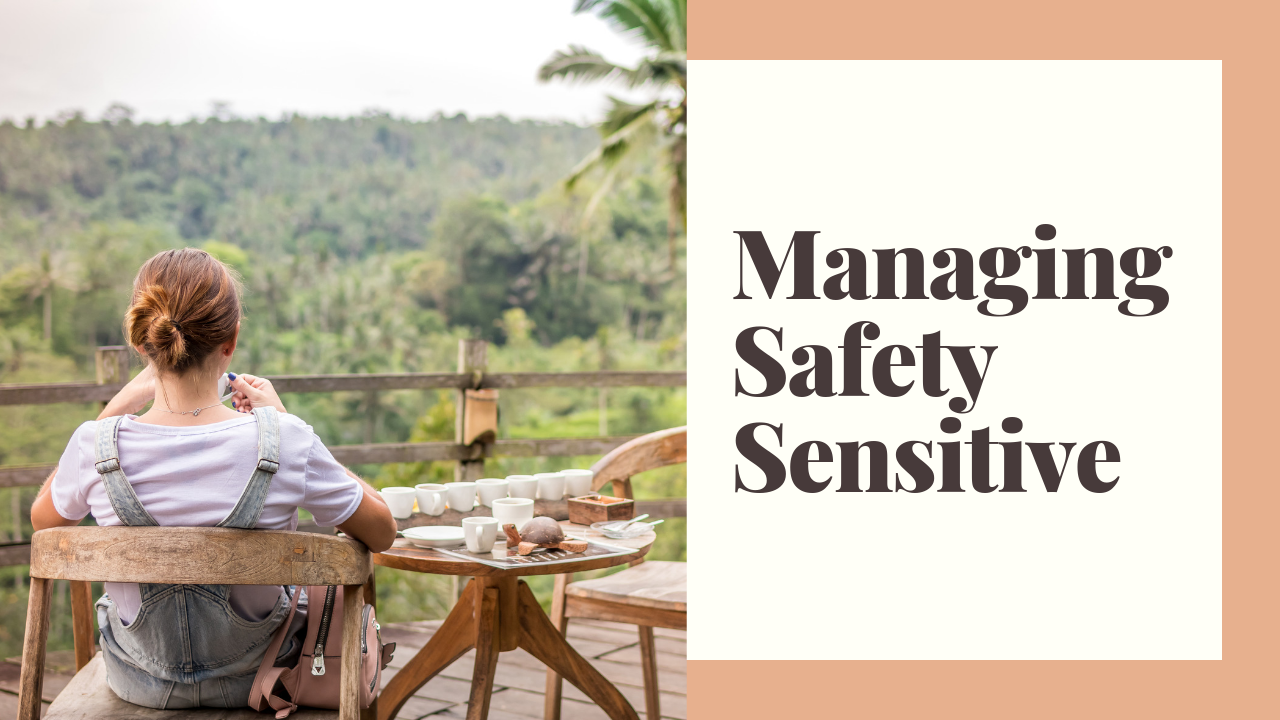 managing Safety Sensitive